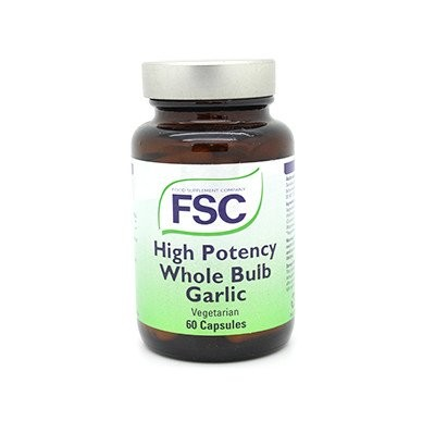 FSC High Potency Whole Bulb Garlic