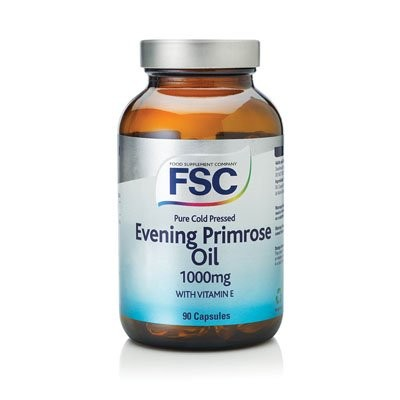 FSC Evening Primrose Oil 1000mg
