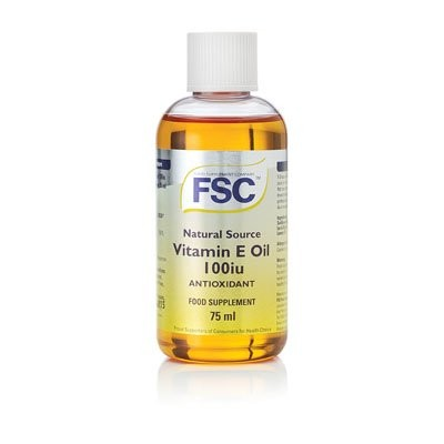 FSC Vitamin E Oil Liquid
