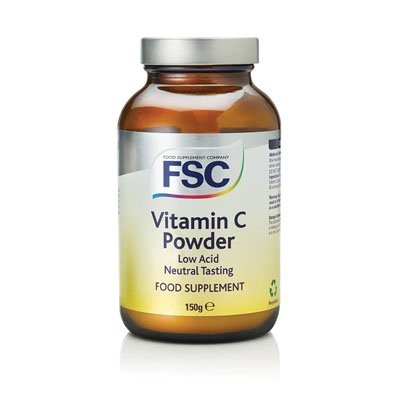 FSC Vitamin C Powder Low Acid