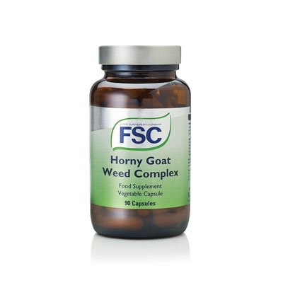 FSC Horny Goat Weed Herbal Complex