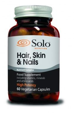 Solo Nutrition Hair Skin and Nails