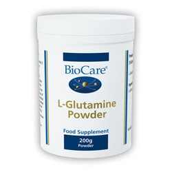 BioCare L Glutamine Powder