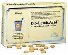Pharma Nord Bio Lipoic Acid 50mg 90 tablets