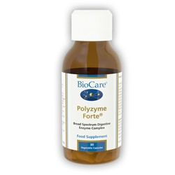 BioCare Polyzyme Forte 30 Capsules