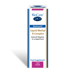 Biocare Nutrisorb Liquid Methyl B Complex 15ml