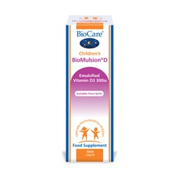 BioCare Children's BioMulsion D 20ml