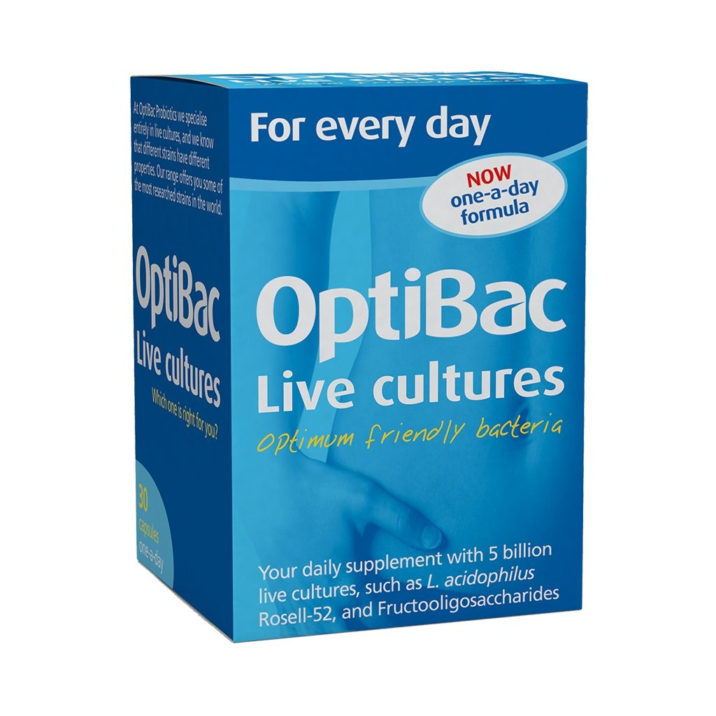OptiBac Probiotics For For Every Day