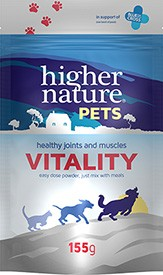 Higher Nature Vitality 150g