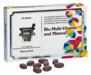 Pharma Nord Bio Multivitamin and Mineral 150 tablets