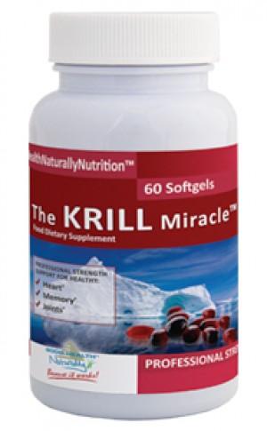 Good Health Naturally The Krill Miracle