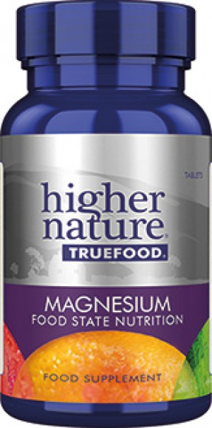 Higher Nature True Food Magnesium 180 tablets