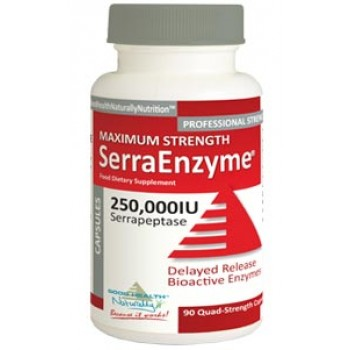 Good Health Naturally Serra Enzyme 250,000IU Maximum Strength