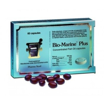 Pharma Nord Bio Marine Plus Omega 3 Fish Oil 60 capsules