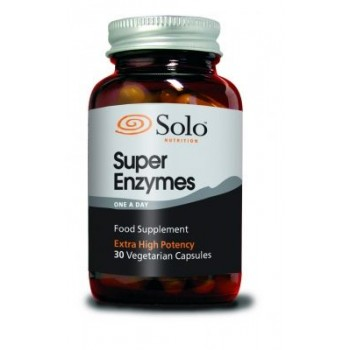 Solo Nutrition Super Enzymes