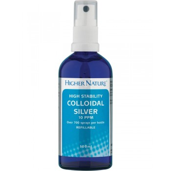 Higher Nature Colloidal Silver 100ml