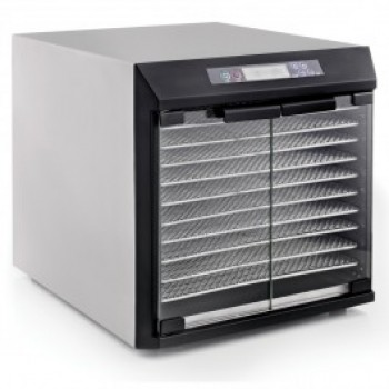 EXCALIBUR FOOD DEHYDRATOR 10 STAINLESS STEEL TRAYS