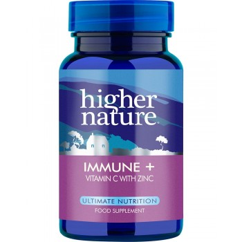 Higher Nature Immune Plus 90 tablets
