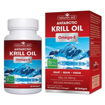 Natures Aid Krill Oil