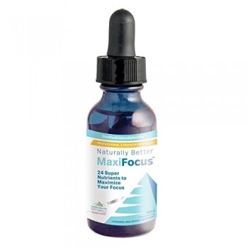 Good Health Naturally MaxiFocus Sublingual Liposomal Drops