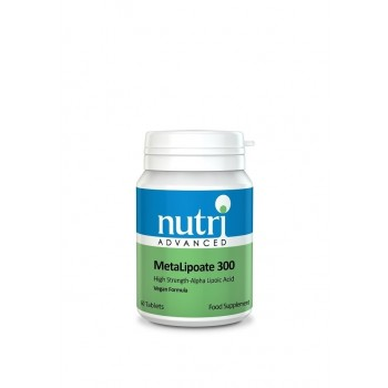 Nutri Advanced MetaLipoate 300 60 tablets