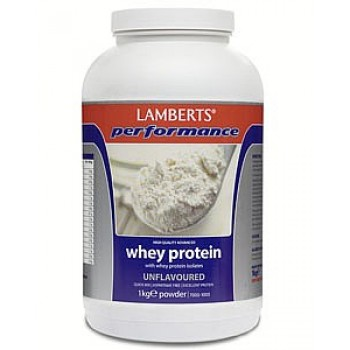 Lamberts Unflavoured Whey Protein