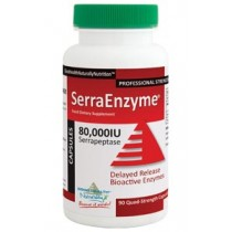 Good Health Naturally SerraEzyme Serrapeptase Quad