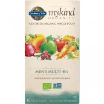 Garden of Life mykind Organic Men's 40+ Multi