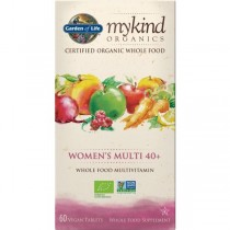 Garden of Life mykind Organic Women's 40+ Multi