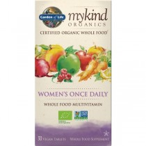 Garden of Life mykind Organic Women's Once Daily