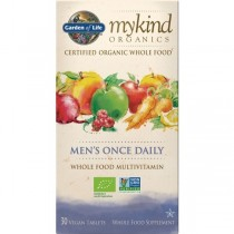 Garden of Life mykind Organic Mens Once Daily