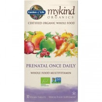 Garden of Life mykind Organic Prenatal Once Daily