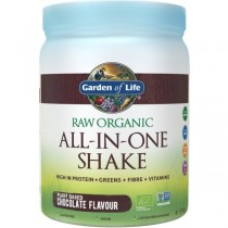 Garden of Life Raw Organic All-in-One Shake Chocolate