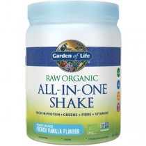 Garden of Life Raw Organic All-in-One Shake Vanilla