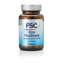 FSC Zinc Picolinate plus Copper 90 capsules