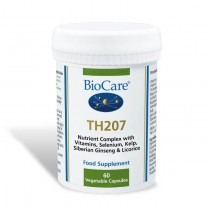 BioCare TH 207 (Thyroid Support) 60 capsules