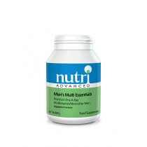 Nutri Advanced Mens Multi Essentials 60 tablets