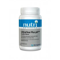 Nutri Advanced UltraClear Plus pH Vanilla 966g