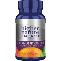 Higher Nature True Food Supernutrition Plus 30 tablets