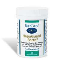 BioCare HepaGuard Forte (Liver Support) 60 Capsules