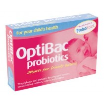 OptiBac Probiotics For Your Childs Health
