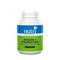 Nutri Advanced Berberine and Grapefruit Seed 120 capsules