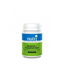 Nutri Advanced Berberine and Grapefruit Seed 60 capsules