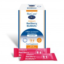 Biocare Childrens Red Berry BioMelts