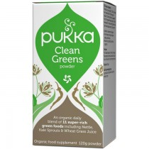 Pukka Herbs Clean Greens 112g powder