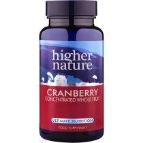 Higher Nature Cranberry 90 capsules