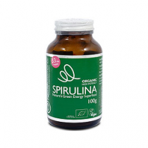 Health Elements High Potency Organic Spirulina 100gram