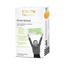 ProVen Probiotics Fit for School
