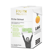 ProVen Probiotics Fit for School Stick Packs