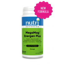 Nutri Advanced MegaMag Energen Plus Magnesium Formula Orange